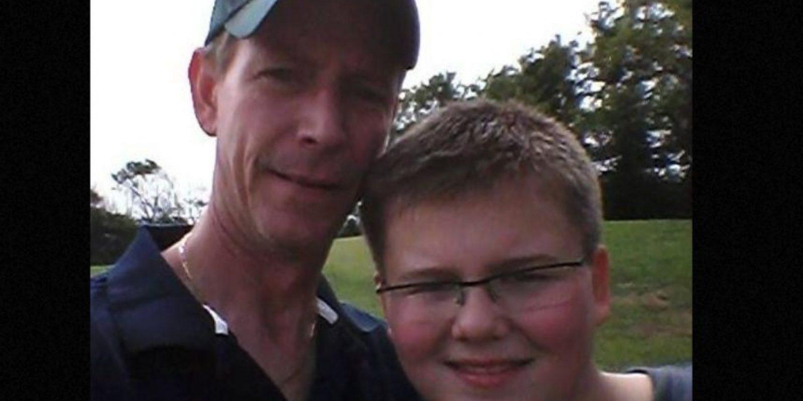 Su padre acusó a los abusadores de su hijo. Foto:Facebook