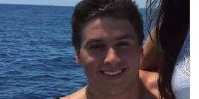 El agresor fue identificado como Austin Harrouff Foto:Facebook.com