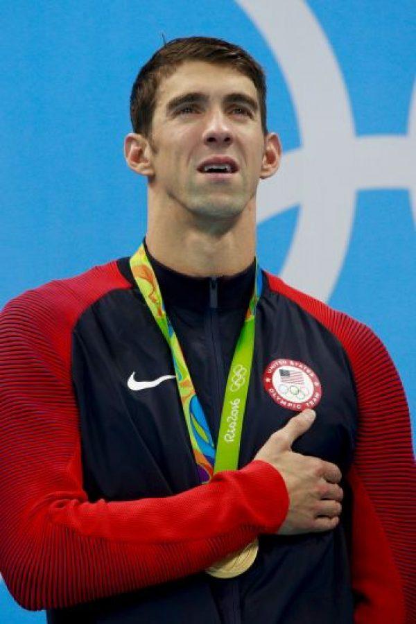 Es tetracampeón en 200m combinados, 4x100m combinados y 4x200m estilo libre, y tricampeón en 200 metros mariposa Foto:Getty Images
