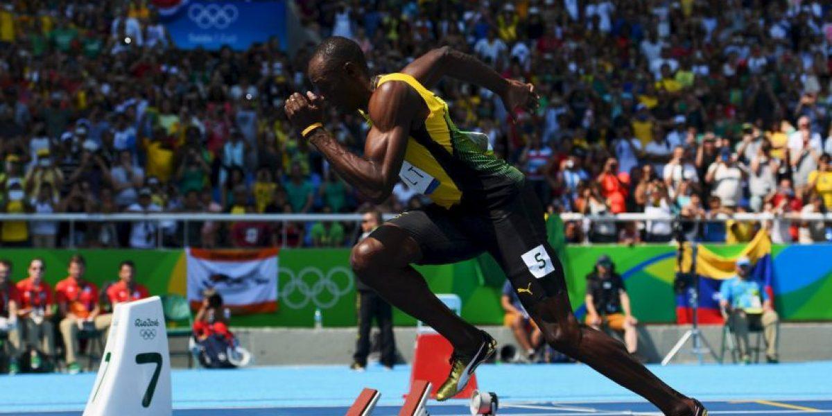 ¿A qué hora son las carreras que le quedan a Usain Bolt?