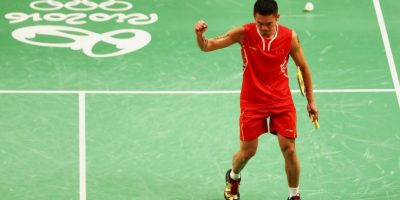Lin Dan Foto: Getty Images