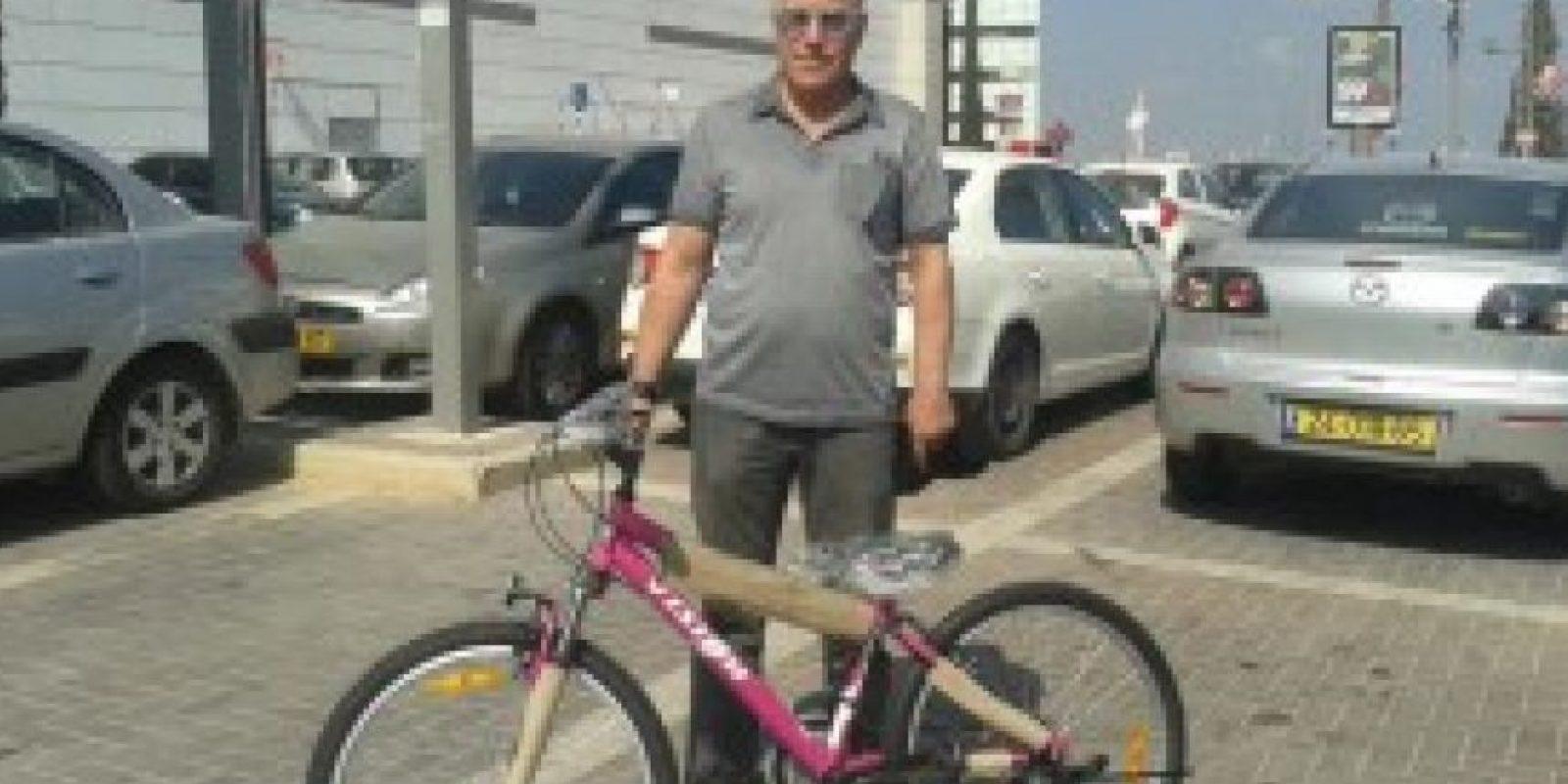 El hombre israelí que se la regaló Foto: Path of Hope and Peace organization