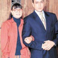 """Incluso conocían su historia con """"Don Armando Mendoza"""" Foto:IMDB"""