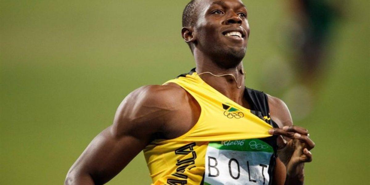 Río 2016: la novia de Usain Bolt, el atleta más rápido de la historia