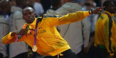 Y la novena presea dorada en Juegos Olímpicos Foto:Getty Images
