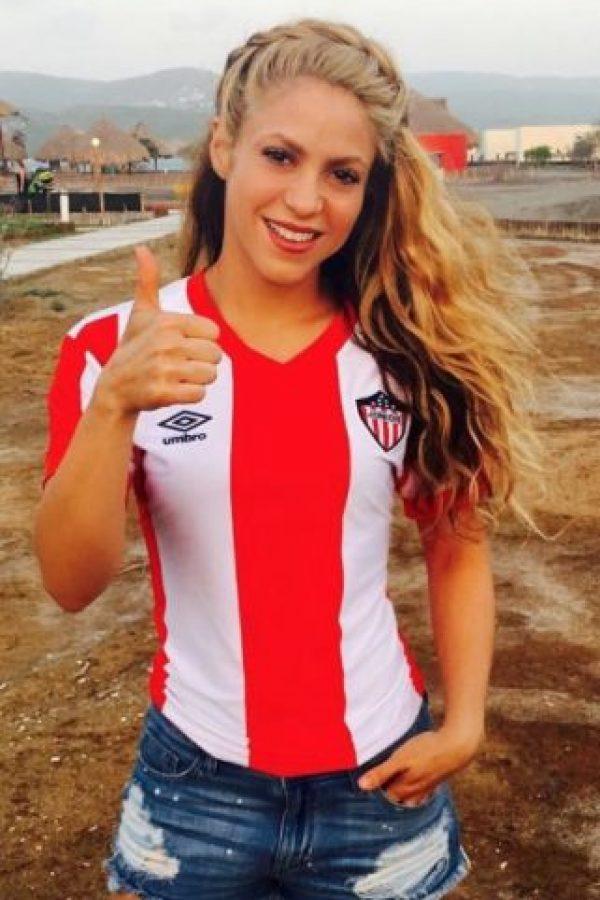 Shakira Foto:Vía Instagram/@Shakira