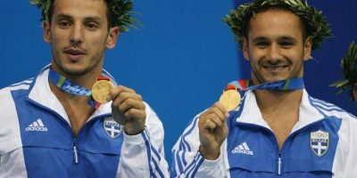 Atenas 2004: Grecia se coló al puesto 15 general. Foto: Getty Images