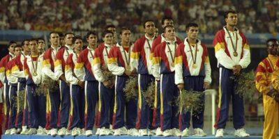 Barcelona 1992: España fue sexto lugar general. Foto:Getty Images