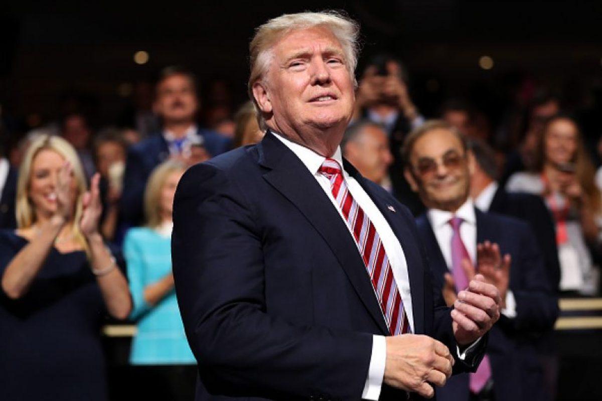"4. Donald Trump instó a Rusia a hackear a Hillary Clinton: ""Quizás ustedes puedan encontrar sus emails"" Foto:Getty Images"