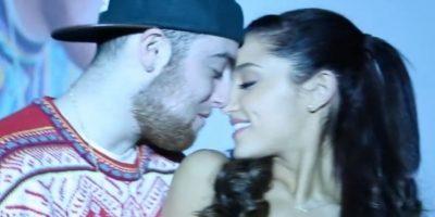 Así luce la pareja en el video Foto:Vevo