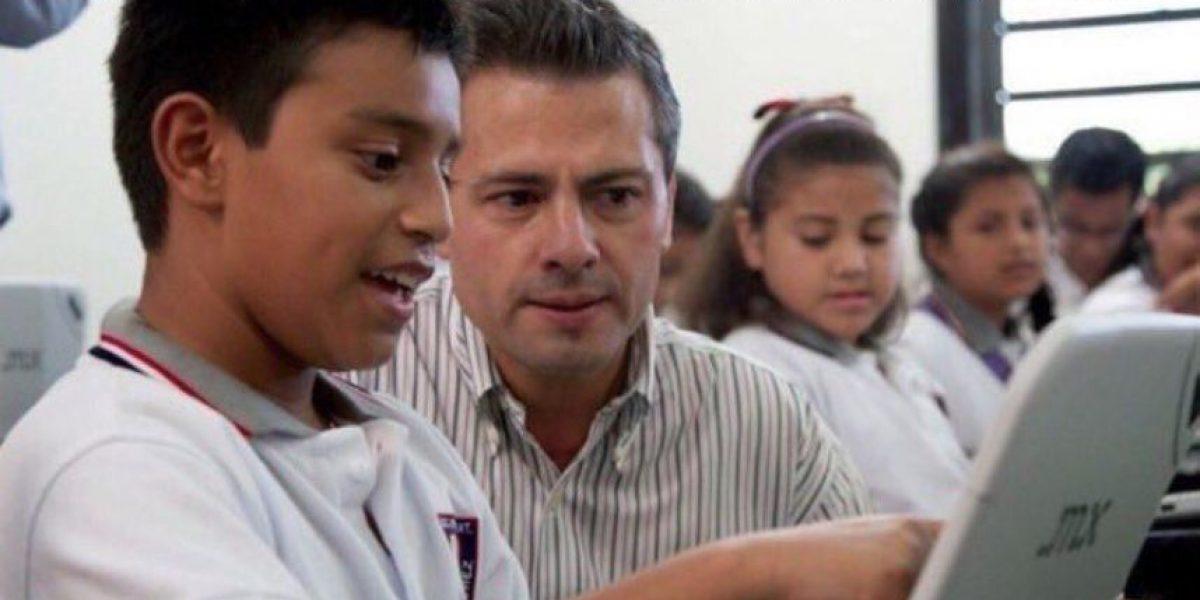 Así se burla internet del supuesto plagio en la tesis de Peña Nieto