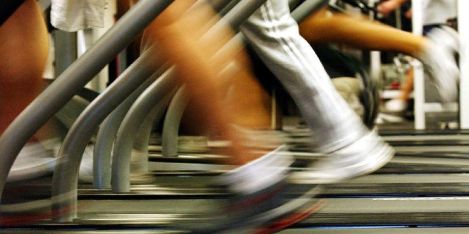 También a ejercitarse. Foto:Getty Images