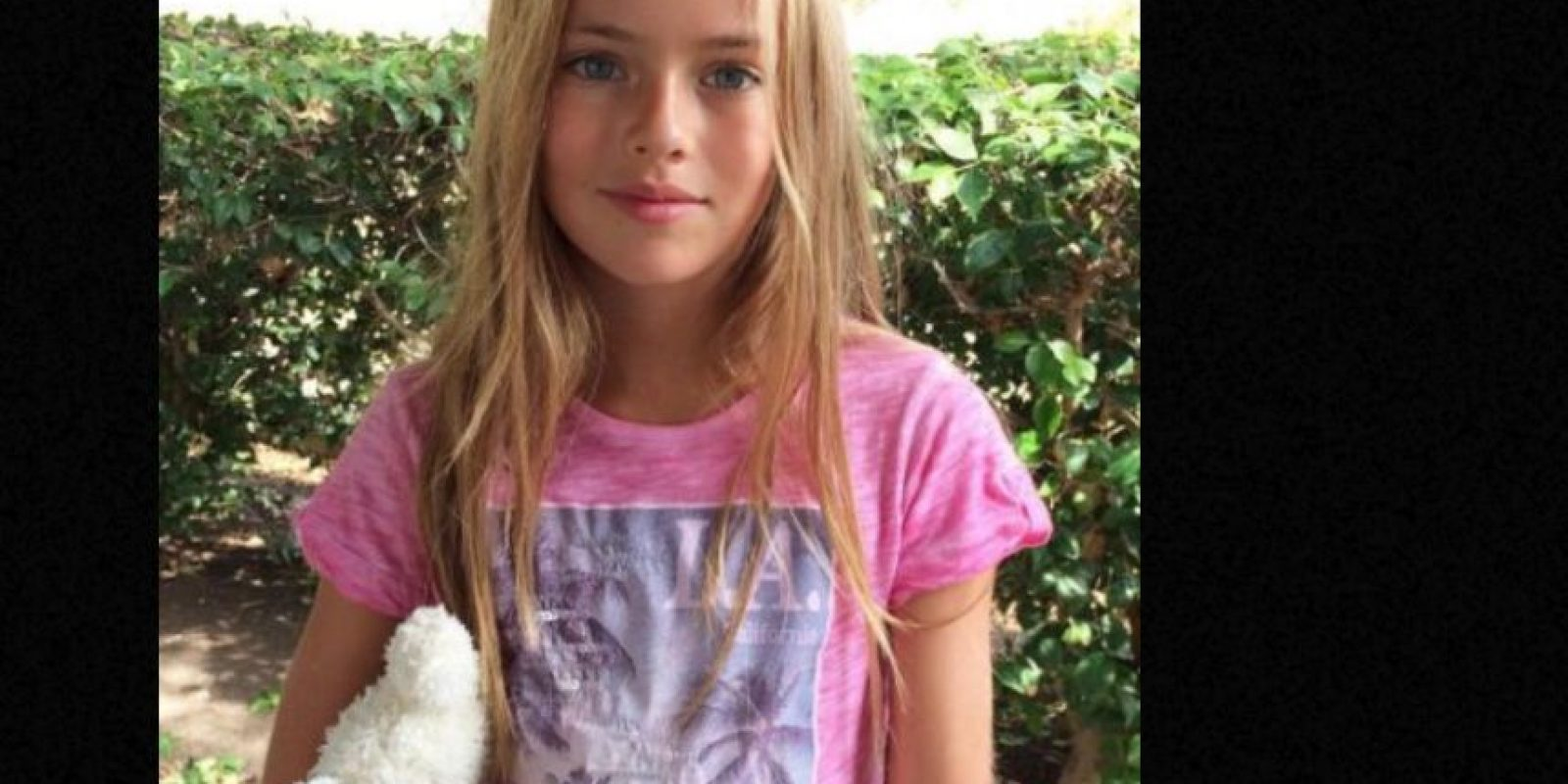 Muchos critican a los padres de la niña por explotarla. Foto:vía Facebook/Kristina Pimenova