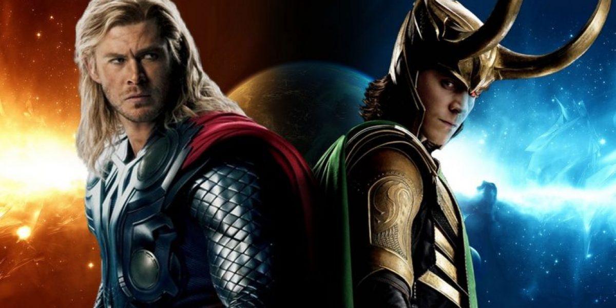 Thor y Loki sorprenden con visita en hospital infantil