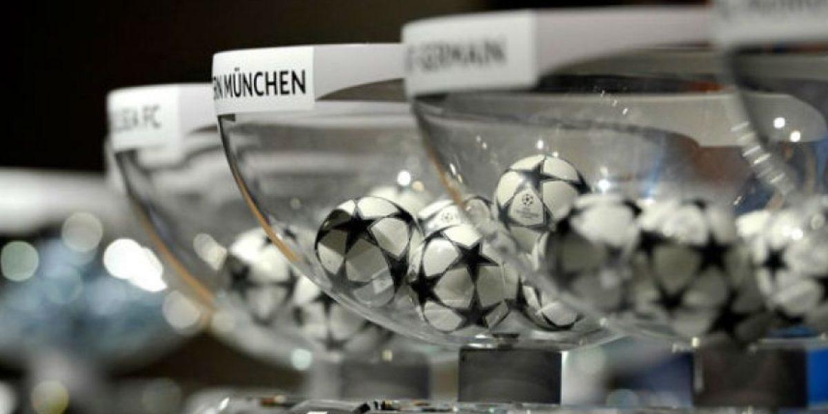 Champions League: Así quedaron los grupos después del sorteo