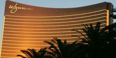 Wynn Las vegas, el hotel de las celebridades Foto:Getty Images