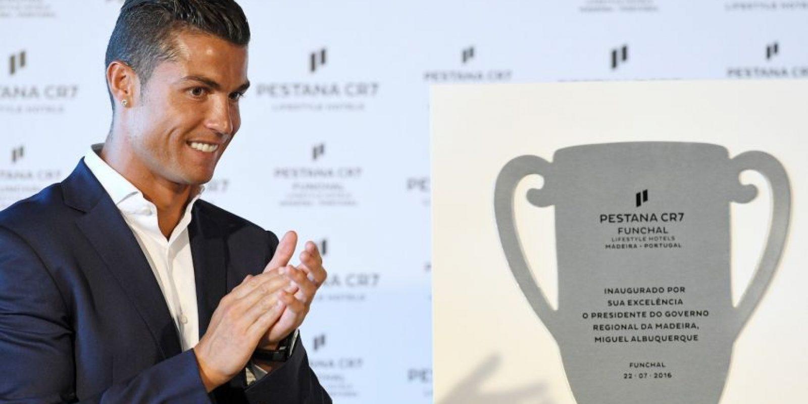El luso ganó la Champions pasada y la Euro 2016 Foto:Getty Images
