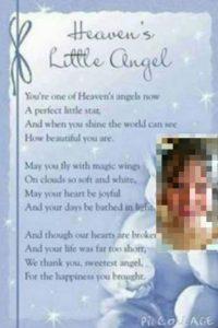 Estas son muestras de cariño para la pequeña. Foto:Facebook/Princess Victoria's Heavenly Birthday