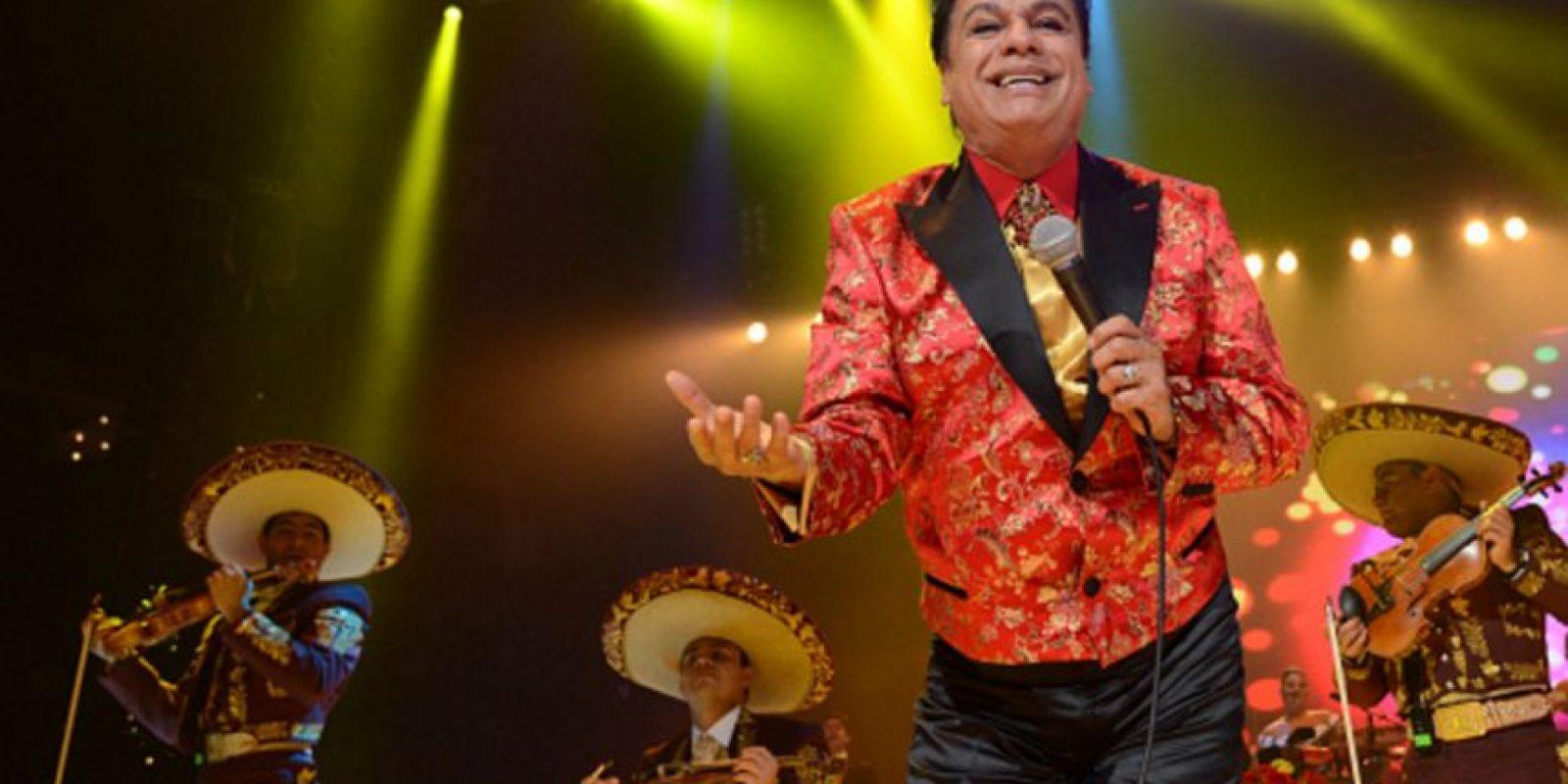 Su talento, su profunda lírica. Su presencia. Esto lo convirtió en ícono latinoamericano. Foto:Getty Images