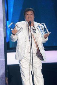 Su nombre real era Alberto Aguilera Valadez Foto:Getty Images
