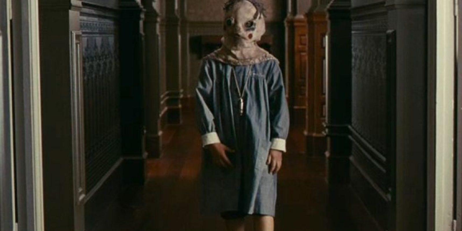 Óscar Casas es el protagonista de la cinta de terror El Orfanato. Foto:Internet