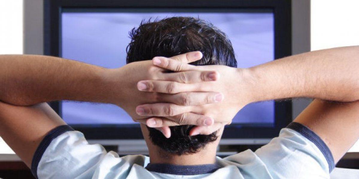 Ver televisión por horas puede provocar infertilidad