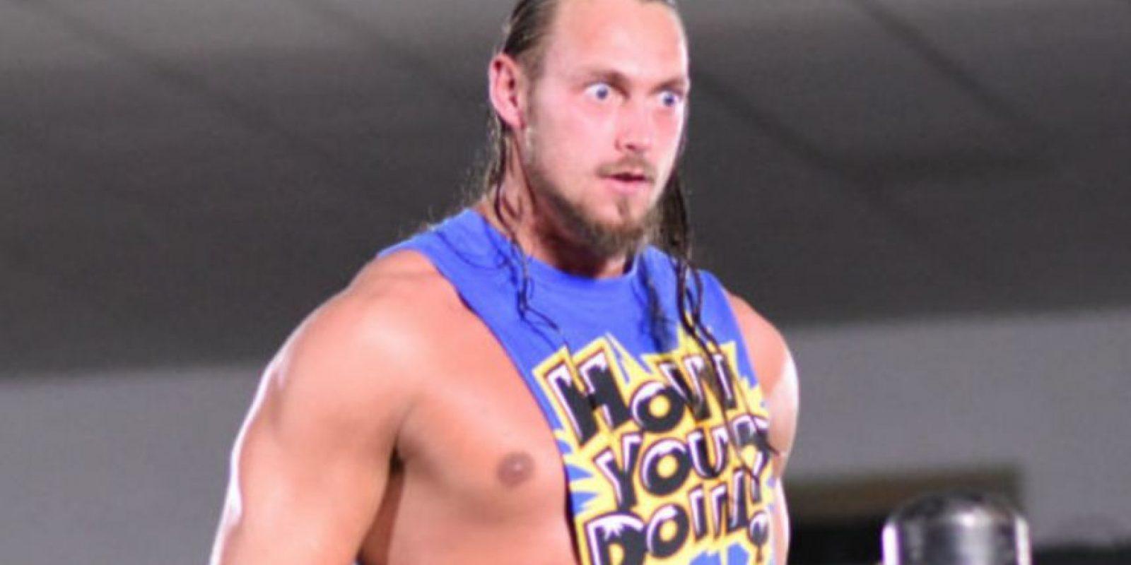 Big Cass es un gran fanático de Nightwish Foto:WWE