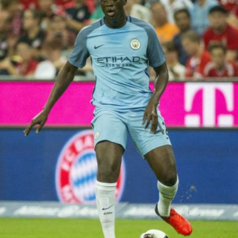 Yaya Touré (Manchester City / Costa de Marfil) Foto: Getty Images