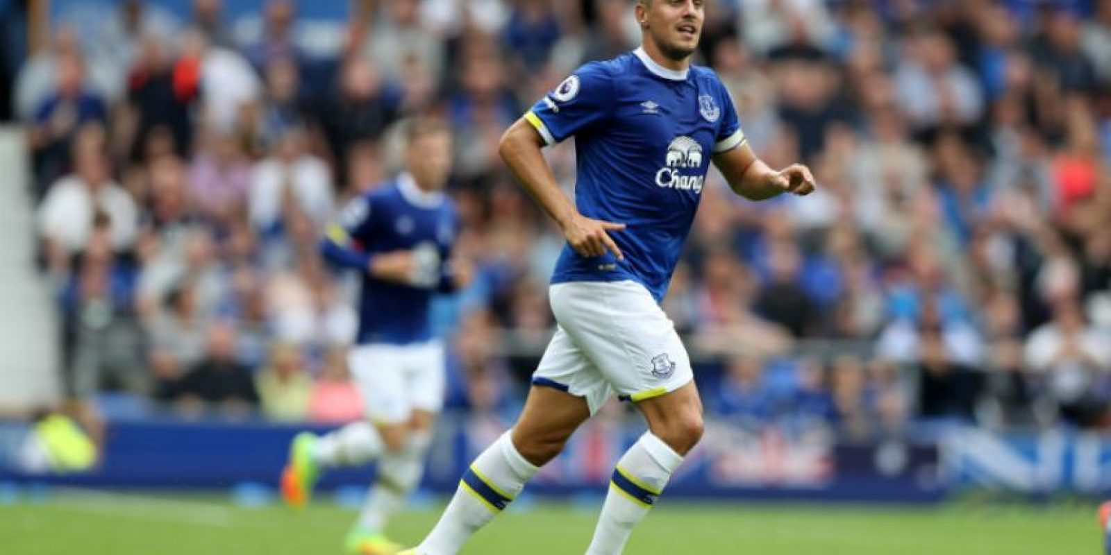 Phil Jagielka (Everton / Inglaterra) Foto: Getty Images