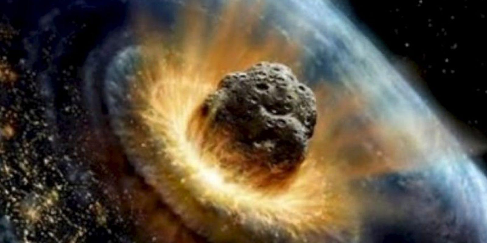 Todo asteroide de más de un kilómetro es clasificado como potencialmente peligroso (PHA). El que mató a los dinosaurios tenía 9 kilómetros. Foto:Astroart