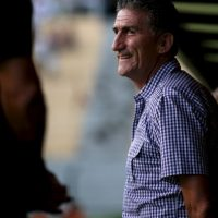 8 entrenadores debutarán en el timón: Edgardo Bauza toma la dirección técnica de Argentina Foto:Getty Images