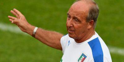 Giampiero Ventura es el nuevo DT de Italia, puesto que antes ocupaba Antonio Conte Foto:Getty Images