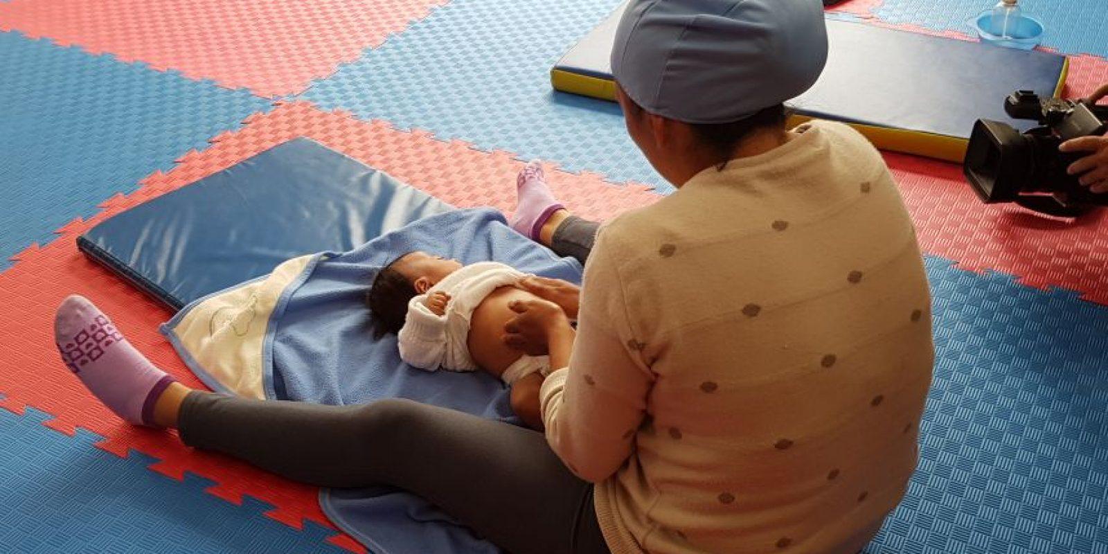 Terapias que se realizan en el Centro Terapéutico Aprendiendo a Vivir Foto:Andrea Martínez. Imagen Por: