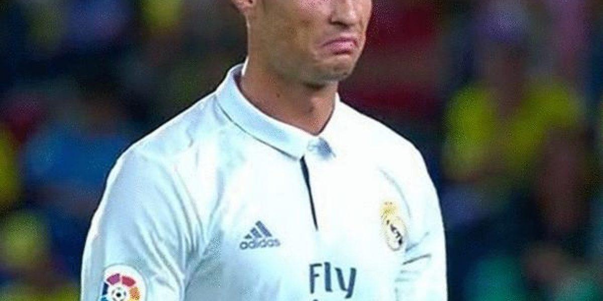 Jet privado de Cristiano Ronaldo se estrelló en Barcelona