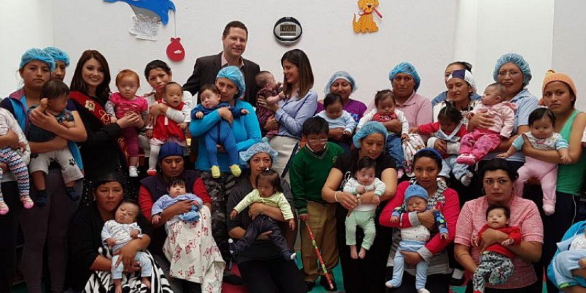 Inauguran aula sensorial en Centro Terapéutico Aprendiendo a Vivir