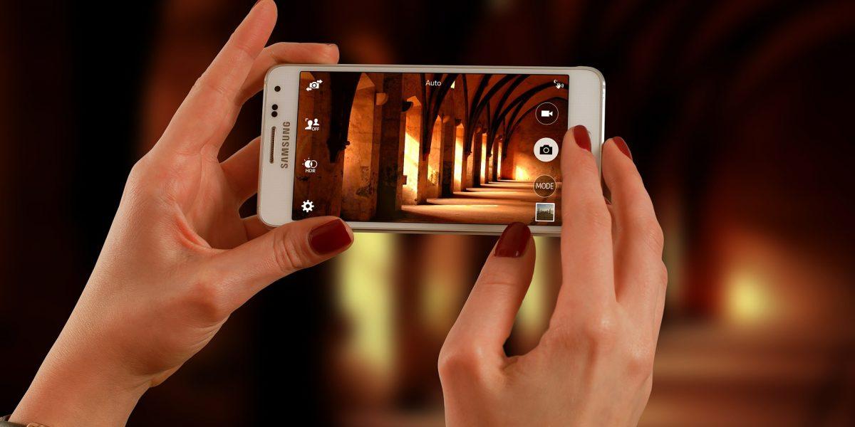 Resultado de imagen para fotografia con celulares