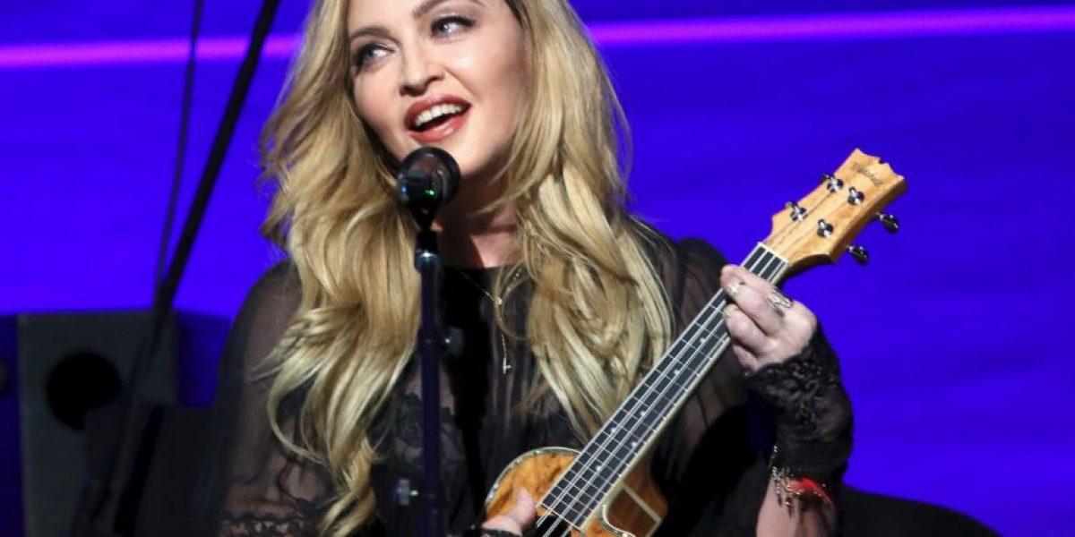 Madonna envió comunicado que apoya a su hijo