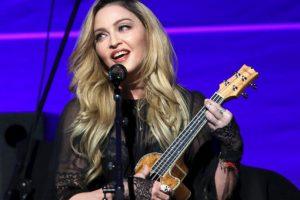 Madonna también se desnuda por votos para Hillary Clinton. Imagen Por: Getty Images