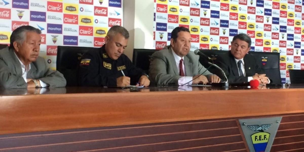 Ecuador vs. Chile: seguridad en estadio Atahualpa será estricta