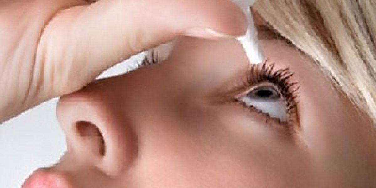 Colirio curará daños en ojos con la sangre del paciente