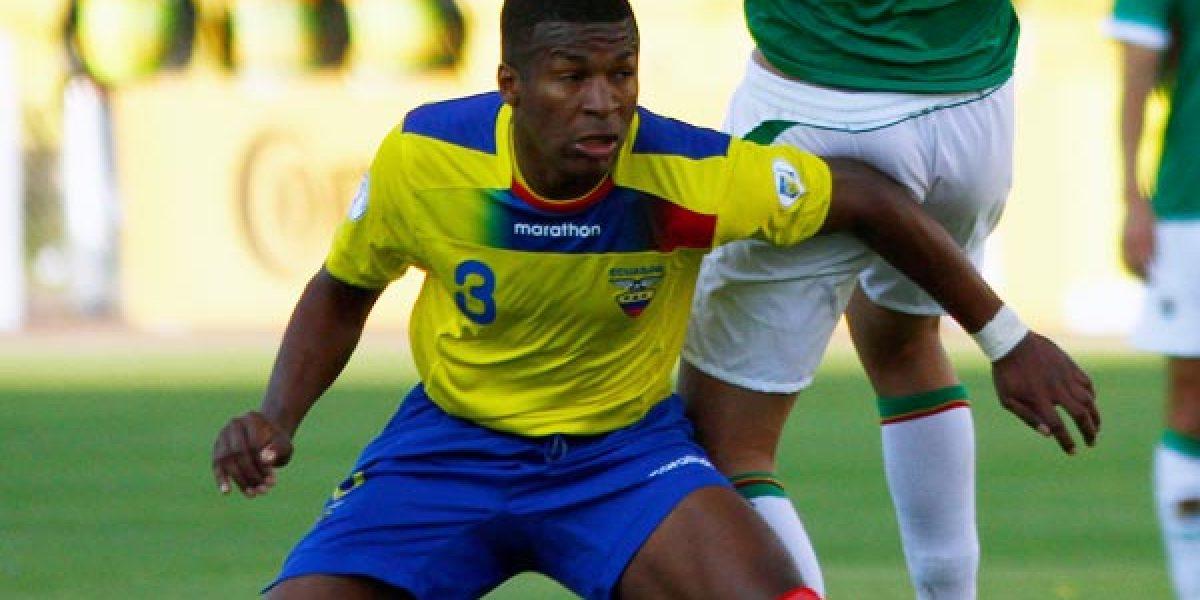 Frickson Erazo confirma que sí llegará a Ecuador