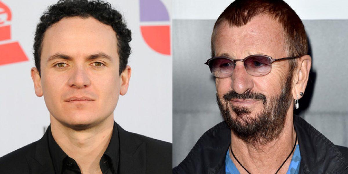 Fonseca y Ringo Starr por la paz