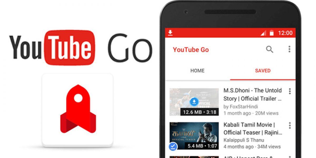 YouTube Go: la nueva app que cambiará la forma de ver videos