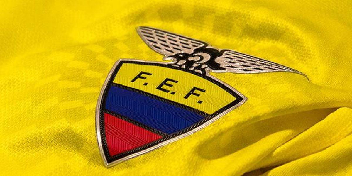 La FEF tiene lista la agenda de la Selección de Ecuador