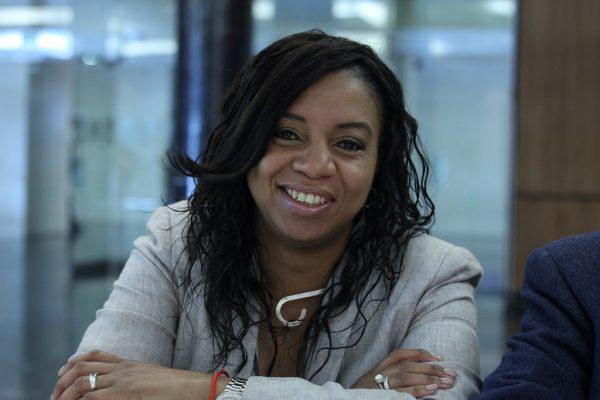 Alexandra Ocles, de PAIS, quiere sanción para Damián Díaz