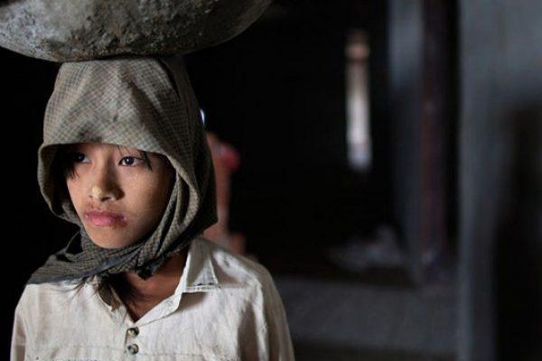 La esclavitud infantil en Birmania es ignorada