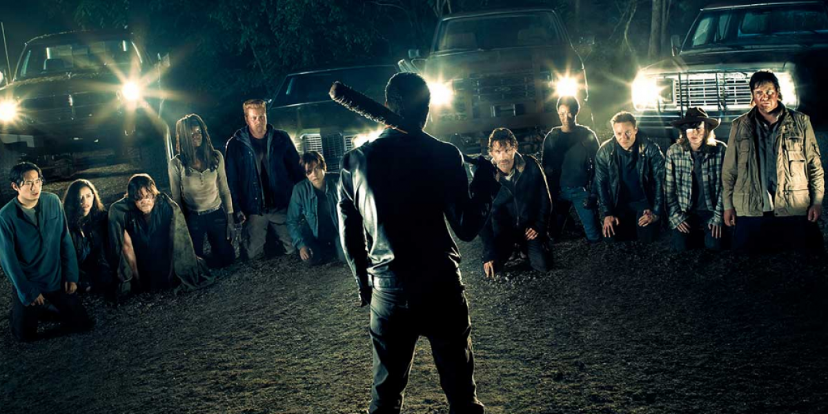 Revelan cómo será  la séptima temporada de The Walking Dead