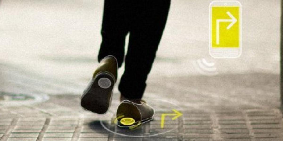 Crean zapatos con GPS para adultos mayores