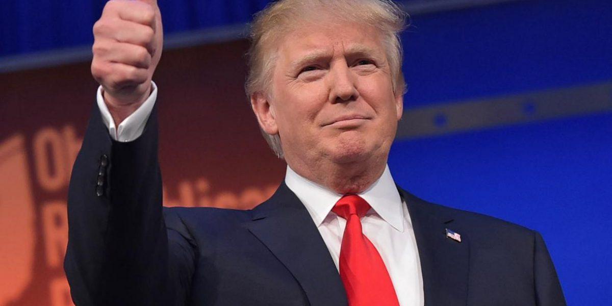 Donald Trump alienta a ver el video sexual de Alicia Machado