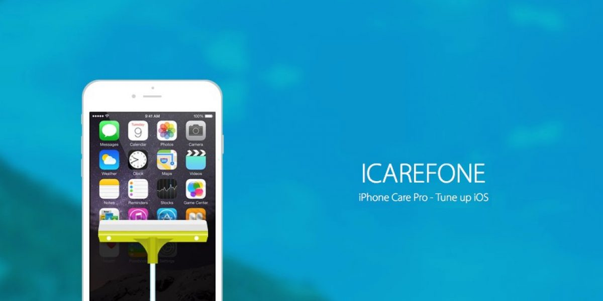 iCareFone, la solución para tu iPhone, iPad o iPod
